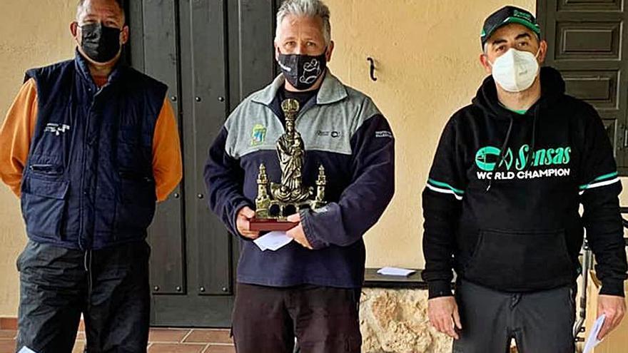 El Concurso de La Veguilla reúne a más de 30 pescadores