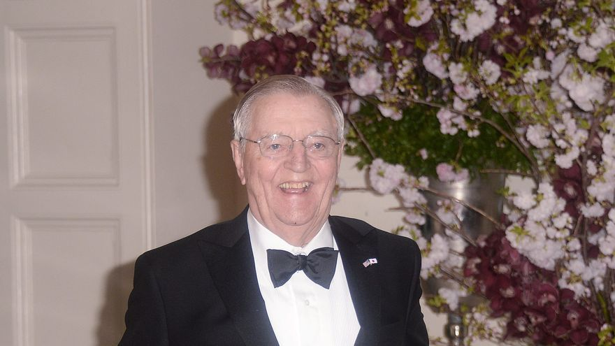 Fallece Walter Mondale, vicepresidente de Jimmy Carter