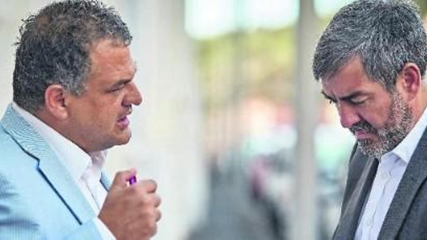 """""""Pérez ya me amenazó al principio del mandato con meterme demandas"""""""