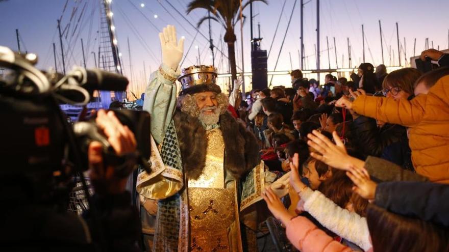 Schön war's: Die Heiligen Drei Könige in Palma de Mallorca