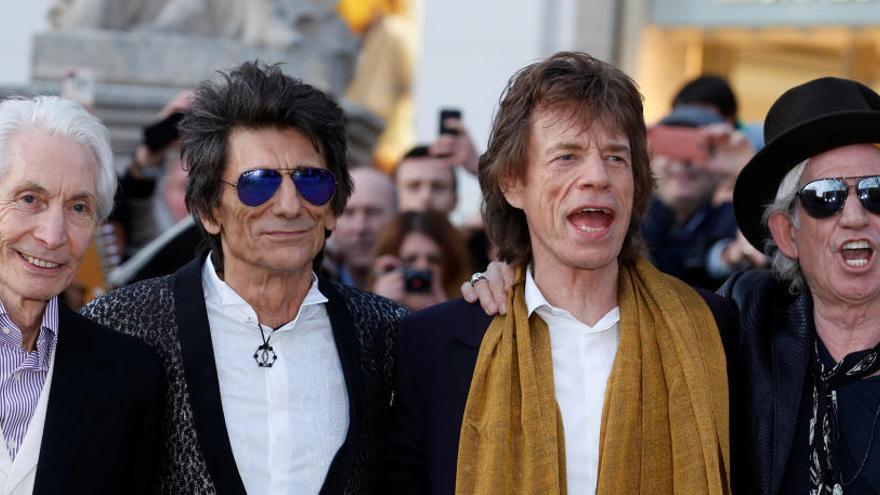 Los Rolling Stones vuelven al blues con su nuevo disco