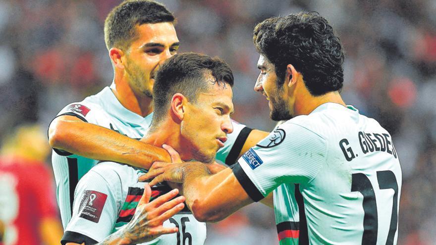 Guedes está enchufado al Valencia