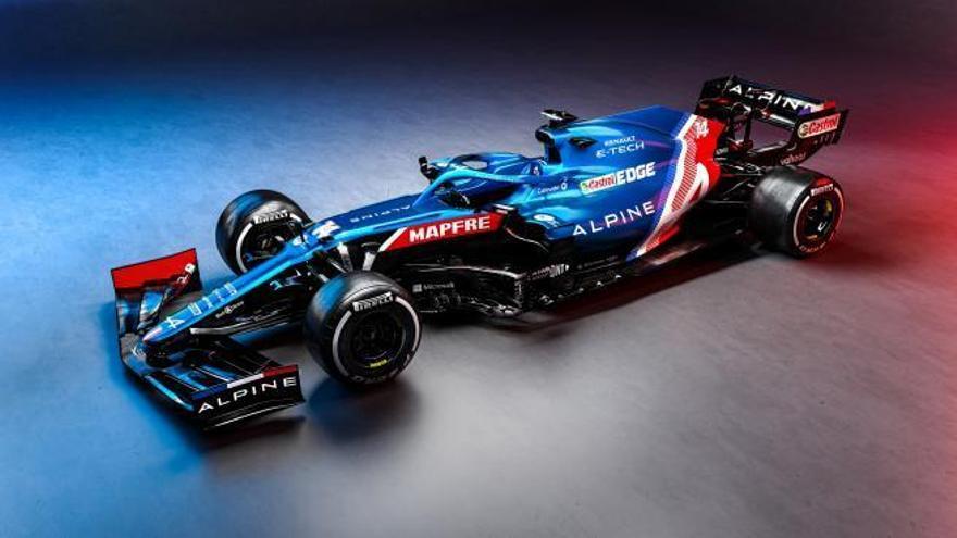 Los coches de la nueva temporada de F1