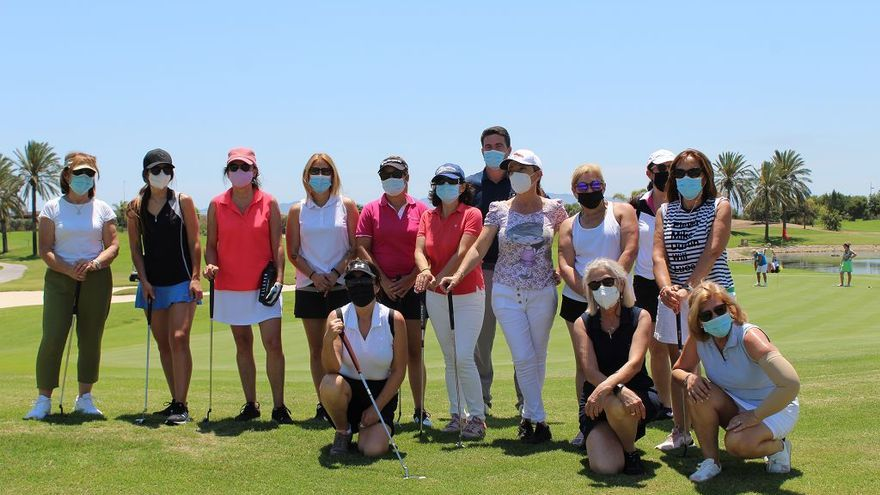Éxito femenino en Roda Golf