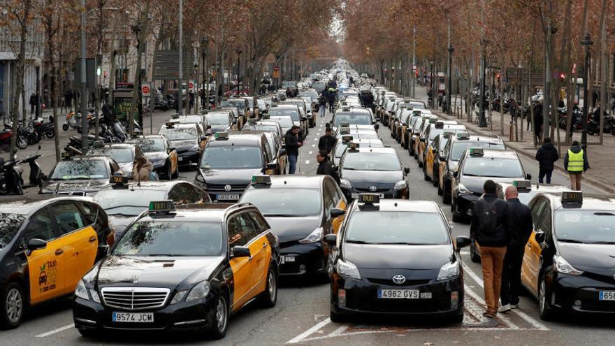 La huelga se extiende a más municipios catalanes