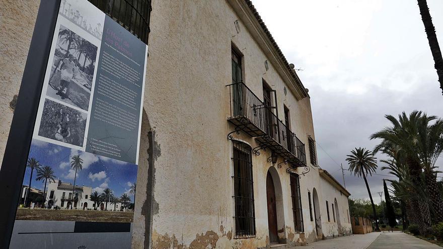 Memorialistas piden que Picanya adquiera l'Hort de les Palmes