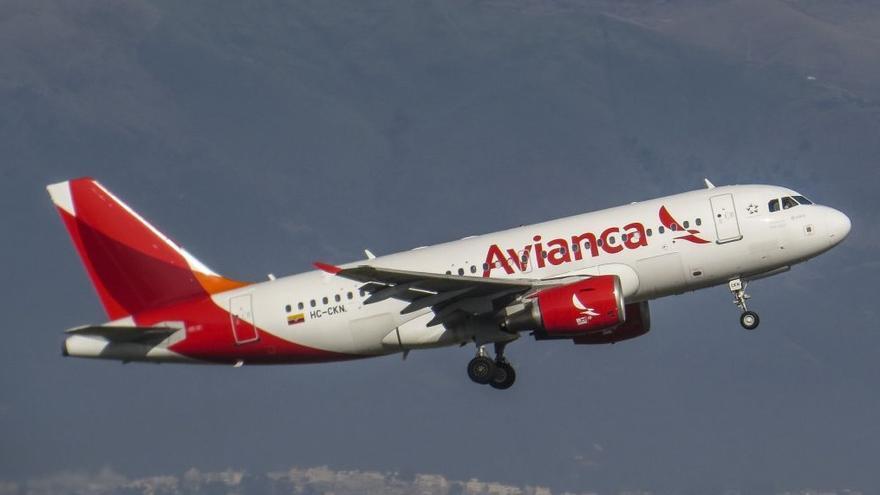 Modelo Airbus que cubría la ruta Ámsterdam-Miami y sobrevoló Zamora.