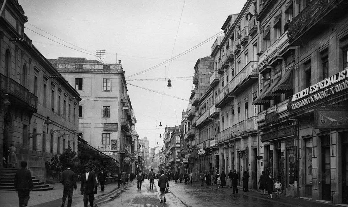Calle Príncipe 1920 -1936
