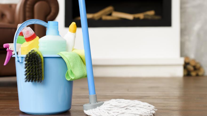 Este es el truco definitivo para dejar tus suelos como nuevos