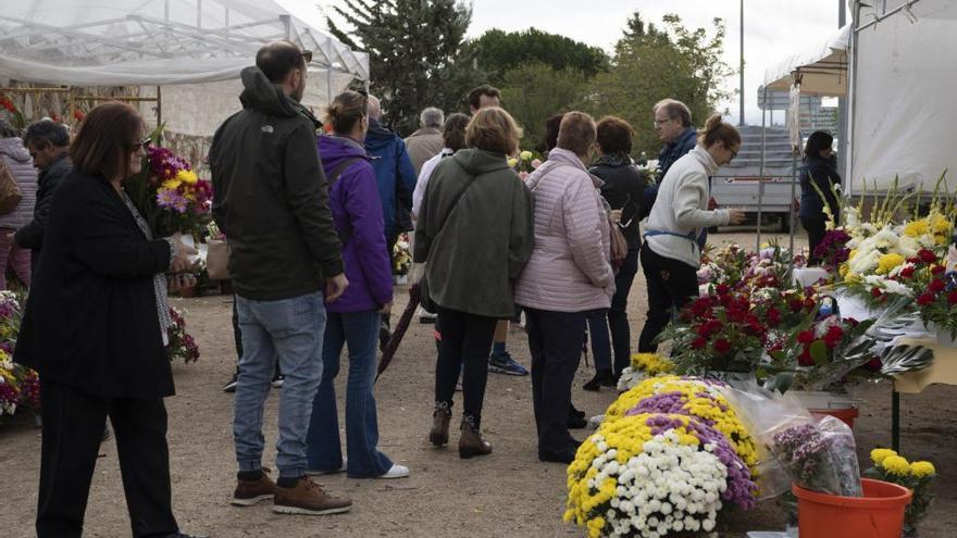 El cementerio de Zamora San Atilano limita su aforo a 1.500 personas durante el puente de Todos los Santos