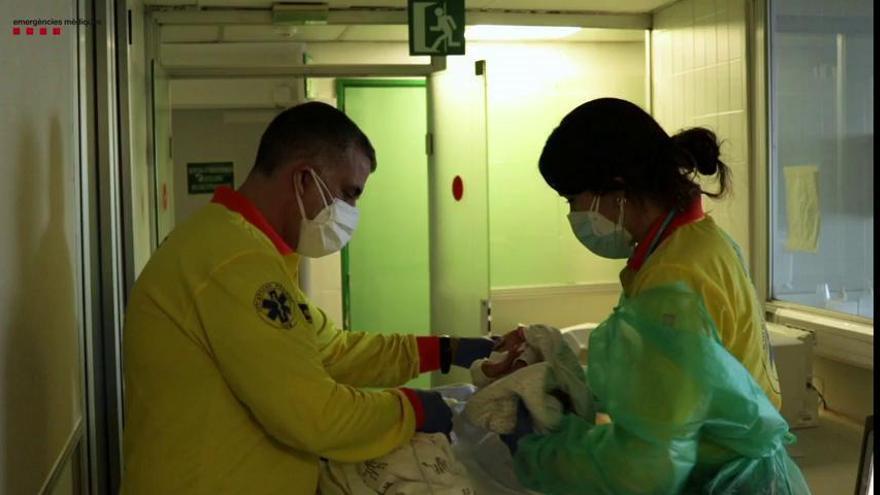 El SEM pediàtric atén més de 30.000 infants des de la seva posada en marxa, ara fa 25 anys