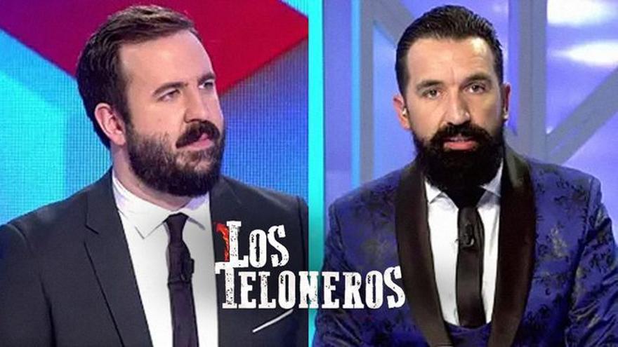 Cuatro anuncia 'Los teloneros', un nuevo espacio de humor con Miguel Lago y Antonio Castelo
