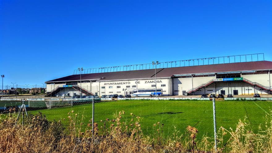 Los bajos del estadio Ruta de la Plata de Zamora albergarán cuatro salas de ensayo