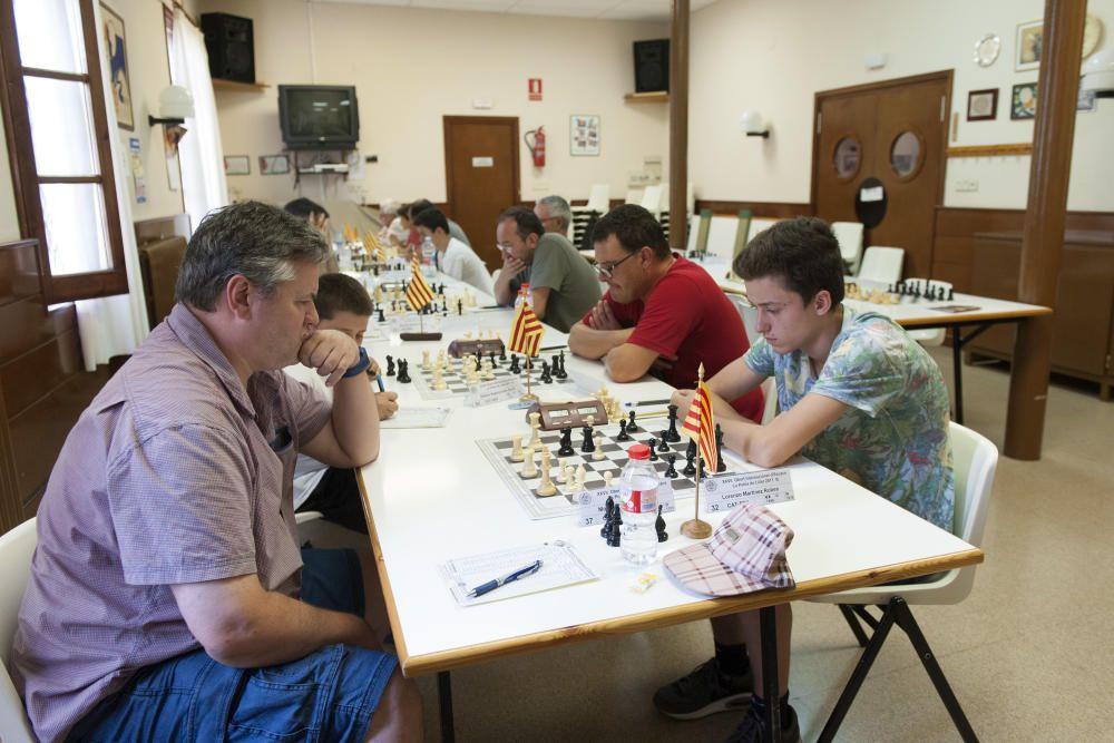 Obert Internacional d'Escacs a La Pobla de Llillet