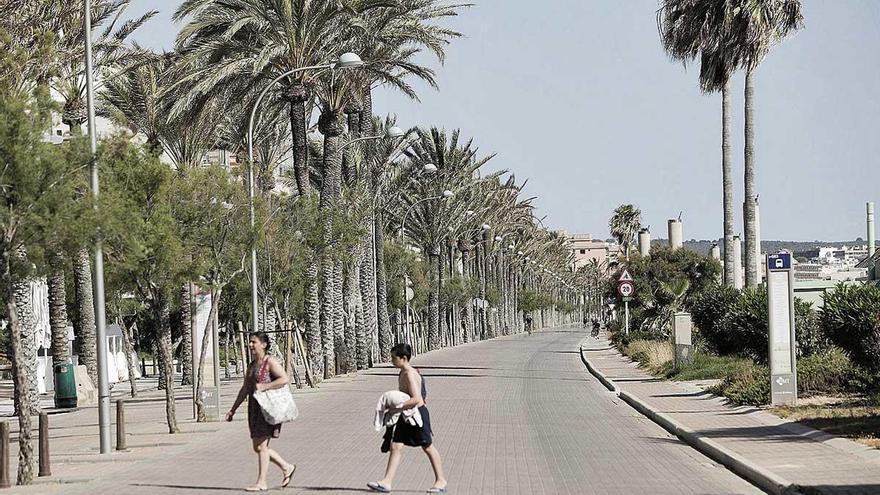 Los deportes a motor no tendrán cabida en el suelo rústico de la Platja de Palma