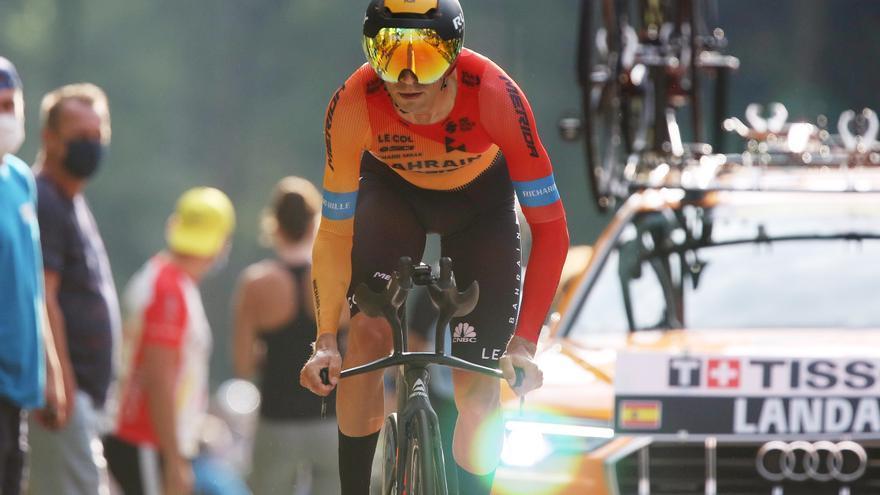 Españoles en el Giro de Italia 2021