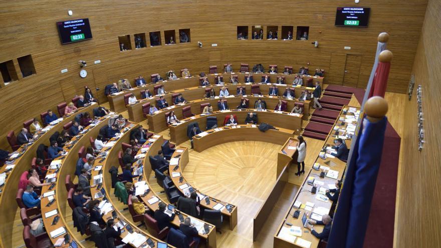 Las Corts admiten a trámite la ley de creación del Consejo Audiovisual