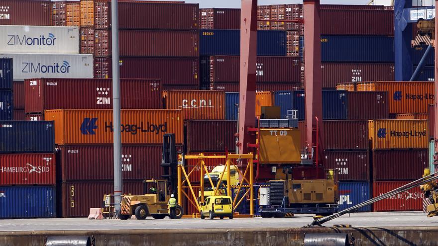 Las exportaciones de la provincia aumentan un 17% hasta mayo