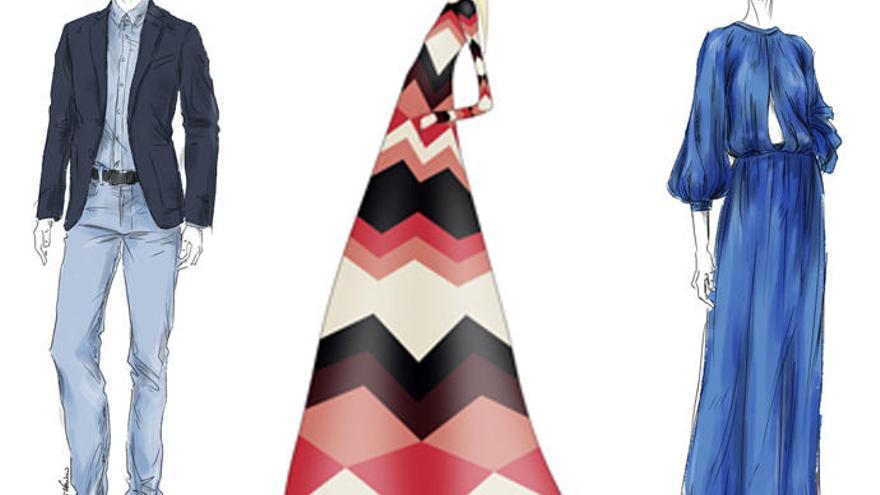La moda gallega se reinventa en Cibeles