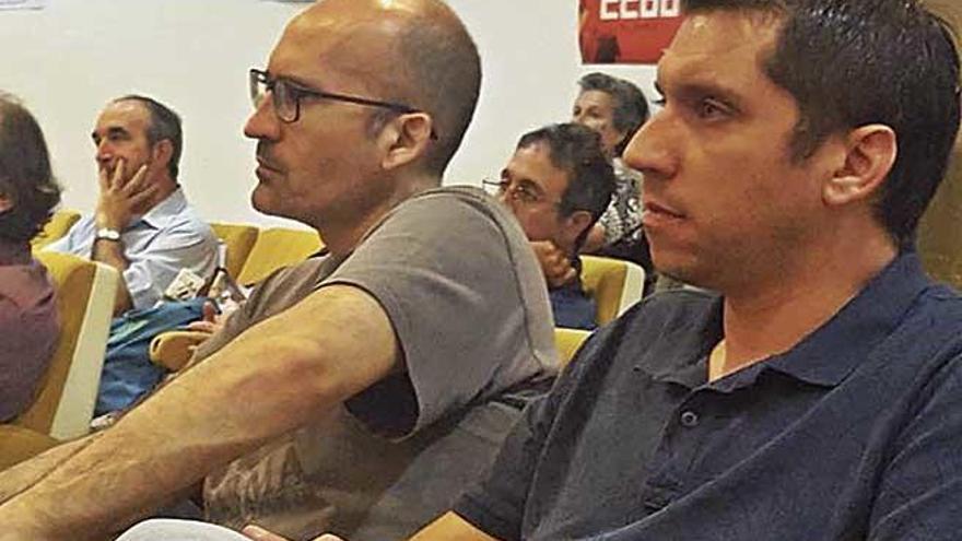 Cort contrata a dedo a la pareja de la secretaria general de Podemos