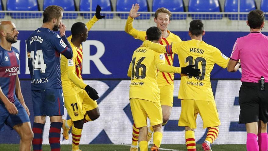 Todos los jugadores del Barça dan negativo en coronavirus