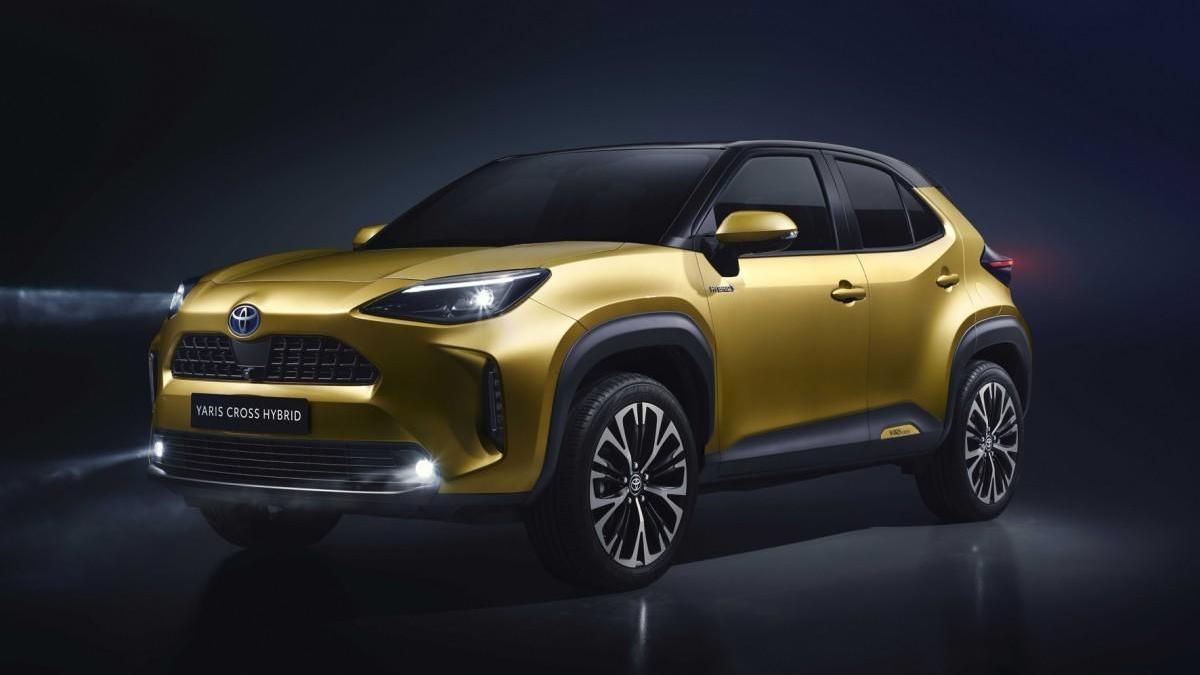 Toyota presenta el nuevo Yaris Cross Hybrid