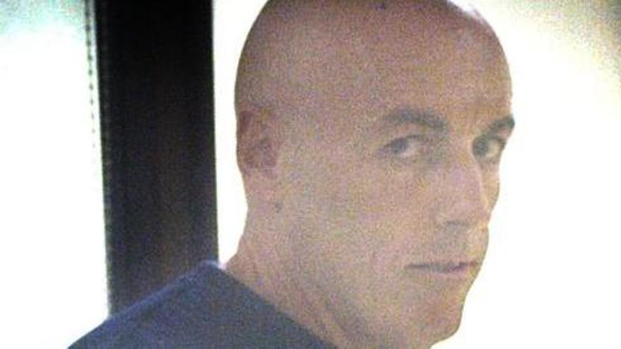 Hospitalizado el preso de ETA Iñaki Bilbao tras más de 20 días en huelga de hambre
