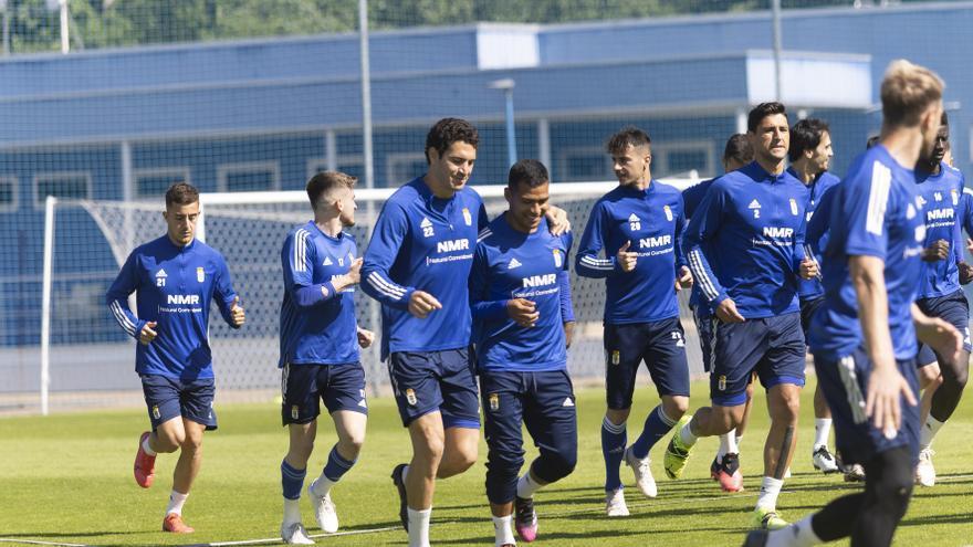 El Oviedo, a ganar con los suplentes en Vallecas: once y sensaciones