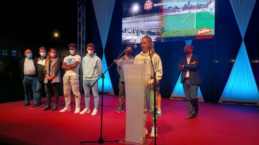 L'Eliana inaugura su renovado campo de fútbol