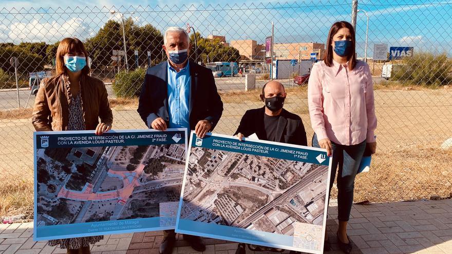 La renovación de calle Jiménez Fraud supondrá una inversión de 2,5 millones