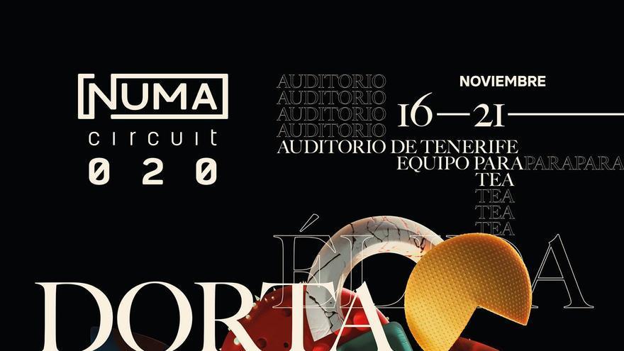 NUMACircuit 020: Juanjo Jorganes y Marta Verde - Actuación