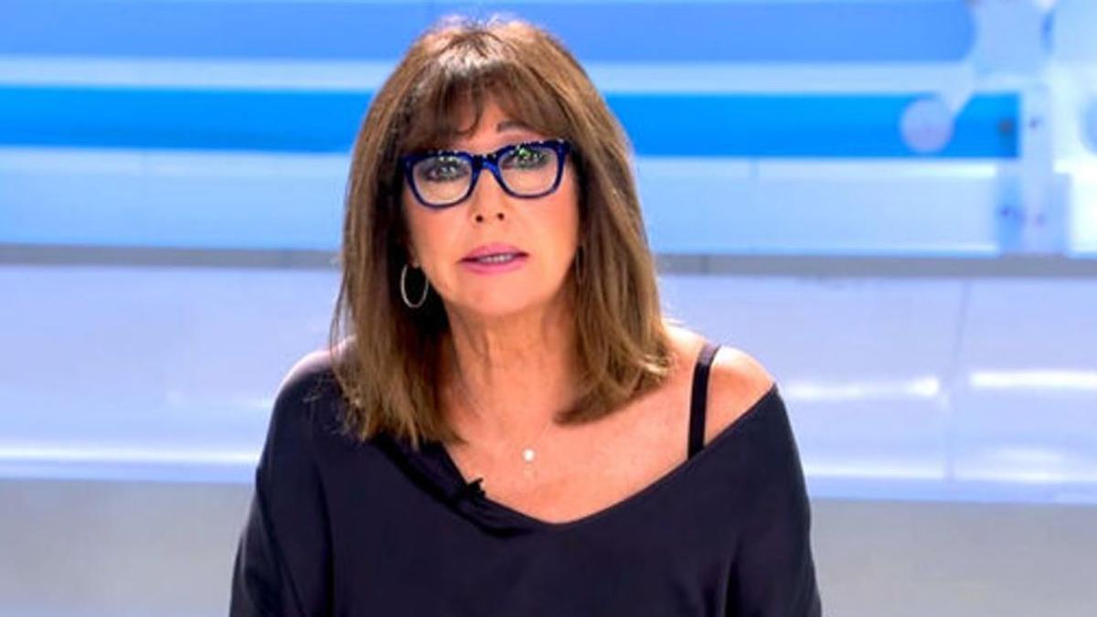 """Ana Rosa Quintana, acusada de """"deshacerse"""" de sus colaboradores progresistas"""