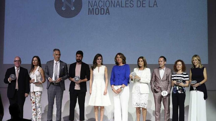 Purificación García, Premio Nacional de la Moda