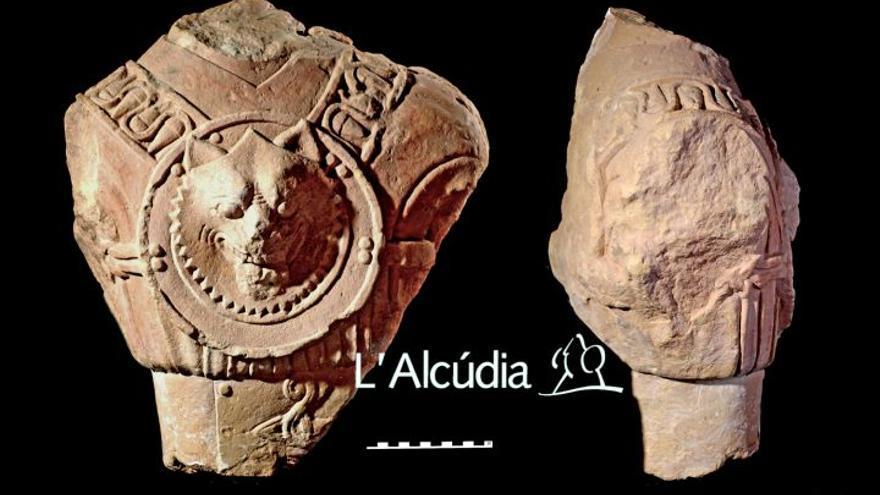 El Torso de Guerrero y la Crátera de Ilici viajan desde la Alcudia a Barcelona y Santander