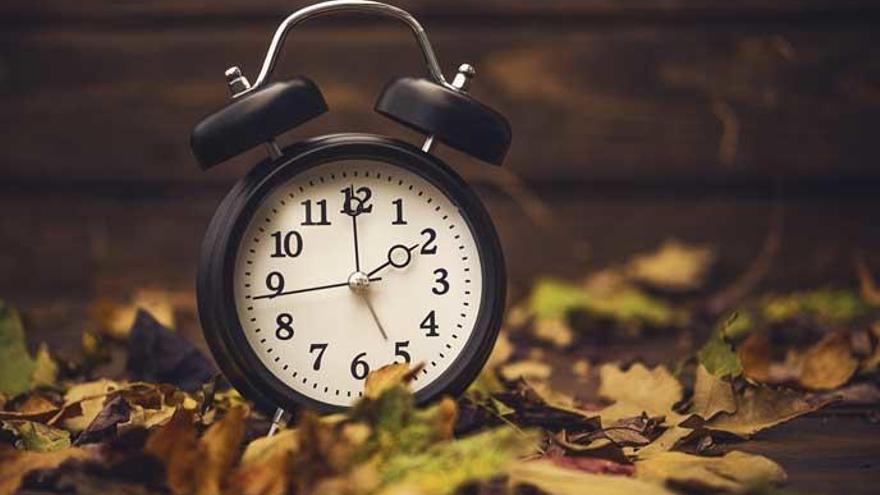 ¿Cuándo es el cambio de hora de verano a invierno?
