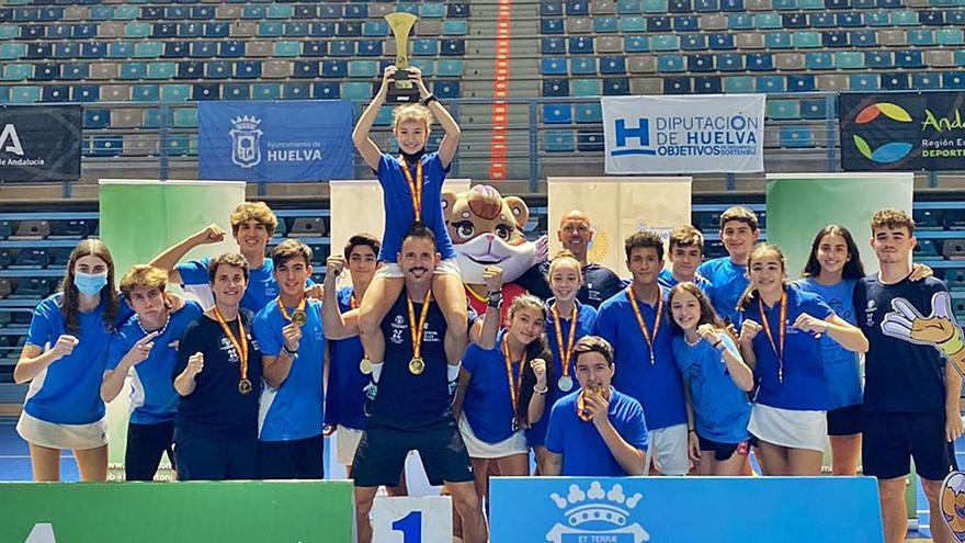 La selección 'pitiusa' de Balears se cuelga el oro en el Nacional