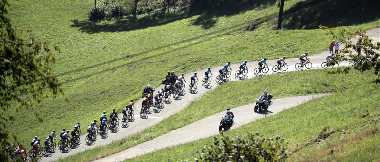 Decimoctava etapa del Tour de Francia (Méribel-La Roche sur Foron)