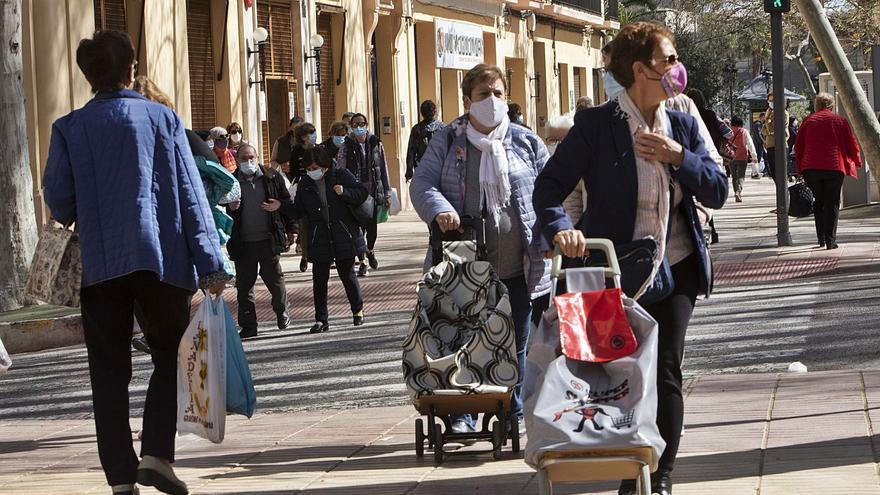 Solo 1 de cada 3 municipios del área Xàtiva-Ontinyent registran casos activos de Covid