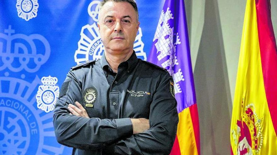 José María Jiménez: «El cierre de los CIEs por la covid-19 lo han usado las organizaciones para traer pateras a Balears»