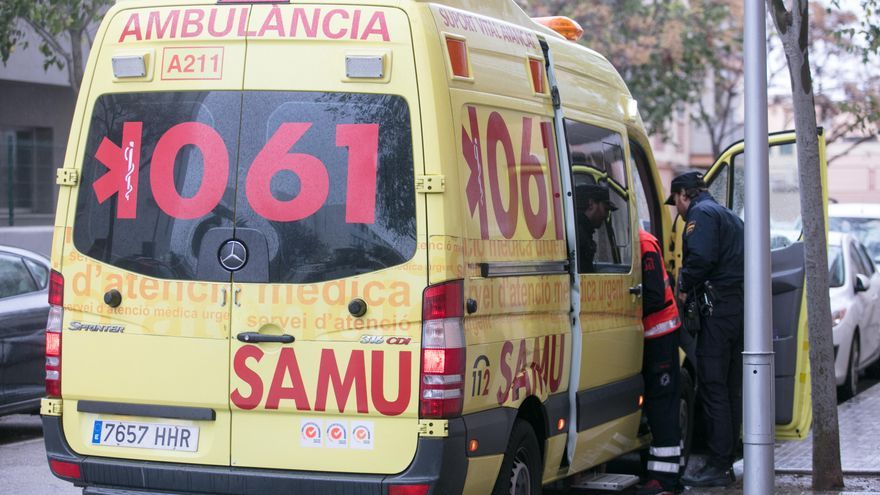 Convocan huelga de ambulancias en Baleares el 5 de octubre
