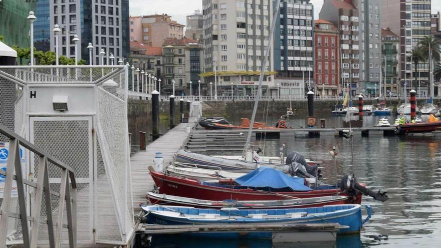 El Puerto Deportivo contará con una plataforma para actividades náuticas