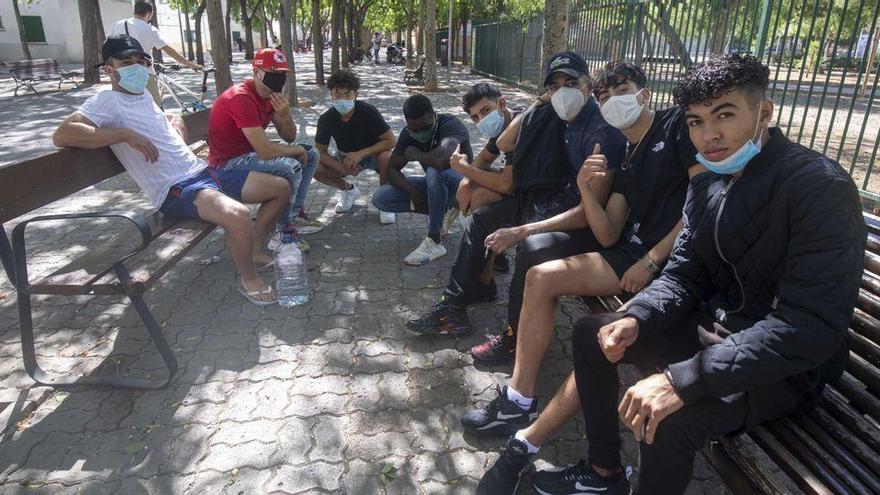 Uno de los barrios confinados de Palma reduce la incidencia de covid a la mitad en 10 días