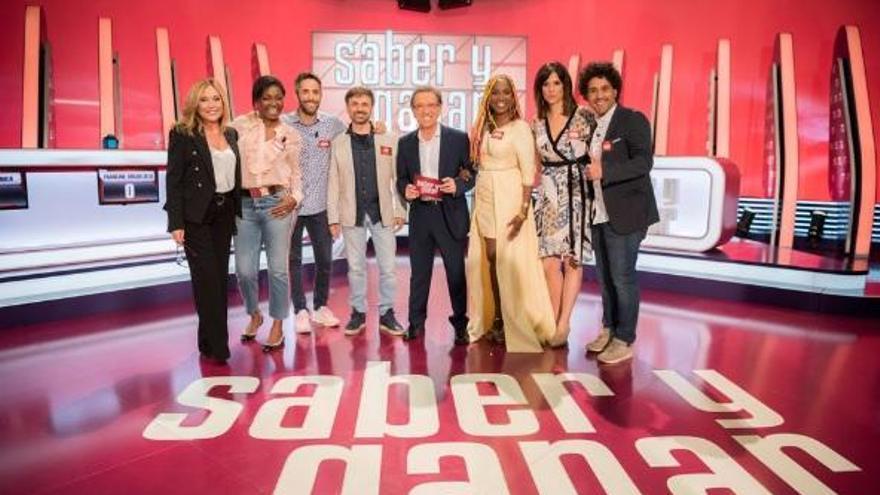'Saber y Ganar' llega a los cinco mil programas con Miguelillo
