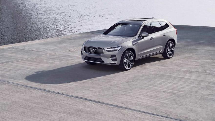 El exitoso XC60 de Volvo Cars es ahora más inteligente que nunca