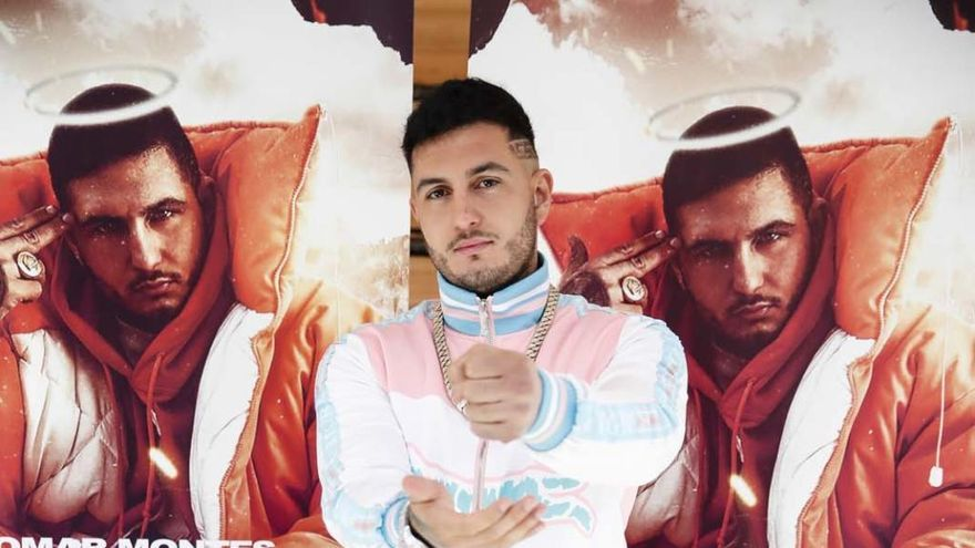 Omar Montes, el alocao chico de Pan Bendito llega a la París 15