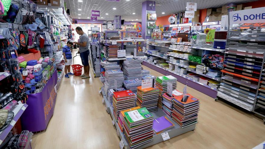 Vuelta al cole y material escolar: incertidumbre y caída de las ventas