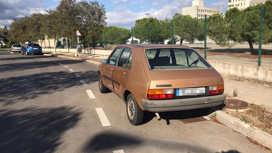 El Ayuntamiento retira 1.740 coches de Son Toells y de las calles de Palma en el último año