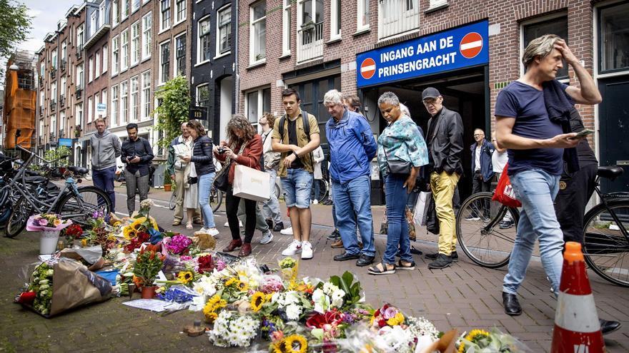Tiroteado un periodista neerlandés