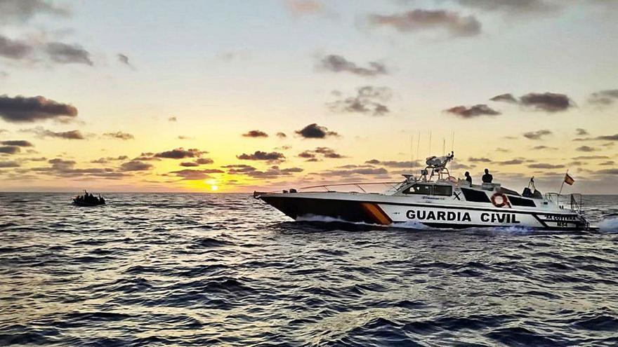 Más de 300 migrantes han llegado en patera al archipiélago en lo que va de año