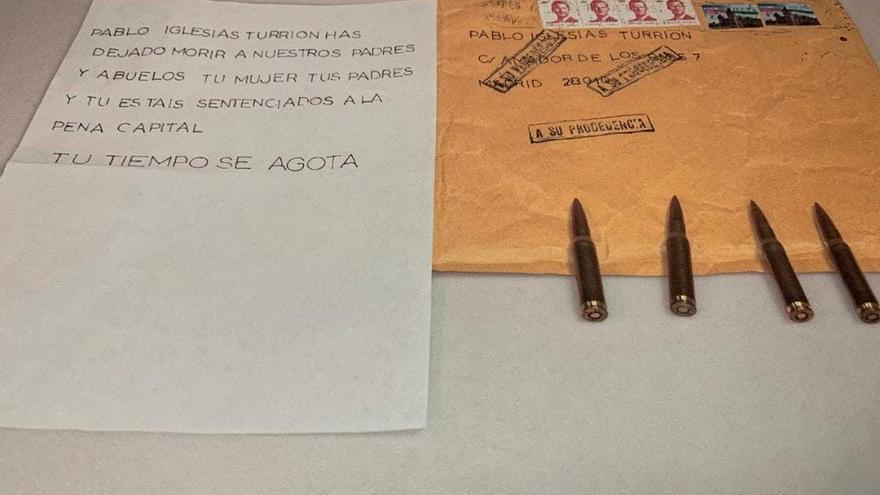 Amenazan de muerte a Pablo Iglesias y a su padre, el zamorano Javier Iglesias